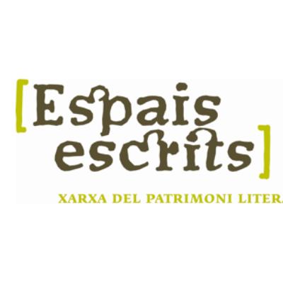 Logo Espais Escrits peu